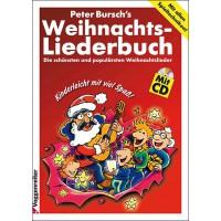Peter Burschs Weihnachts Liederbuch