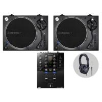Pioneer Audio Technica LP140XP Bl  DJ Vinylset III