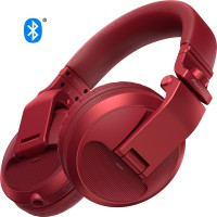 Pioneer HDJ X5BT R Bluetooth Red