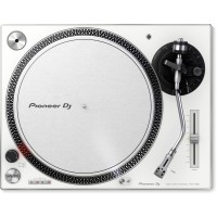 Pioneer PLX 500 Turntable white