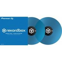 Pioneer Rekordbox Vinyl Blue Paar RB VD1 CB