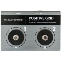Positive Grid BT2 Blutooth Midi Pedal