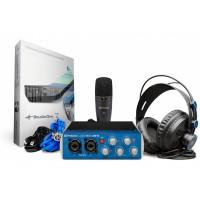Presonus Audiobox 96 Studio Bundle
