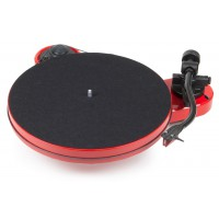 Project Audio RPM 1 Carbon rot