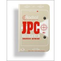 Radial JPC Active Laptop DI Box
