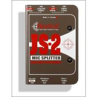 Radial JS 2 Mic Splitter