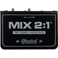 Radial MIX 2 1 Passiv Mixer