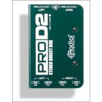 Radial Pro D II Passiv DI Box 2 Channel
