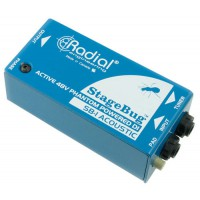 Radial StageBug SB 1 Acoustic DI Box
