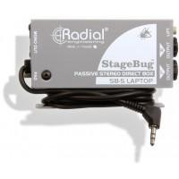 Radial StageBug SB 5 Laptop DI Box