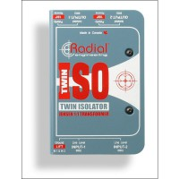 Radial Twin ISO Line Entkoppler