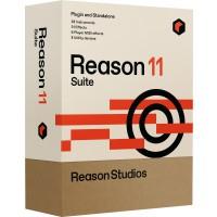 Reason Studios Reason 11 Suite Box