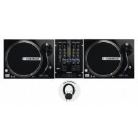 Reloop Vinyl DJ Starter Set 3
