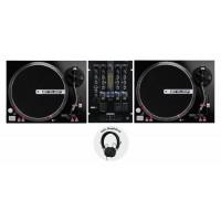 Reloop Vinyl DJ Starter Set 4