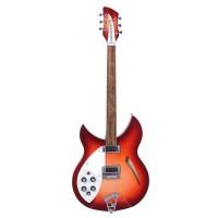 Rickenbacker 330 Thinline Fireglo LH Lefthand