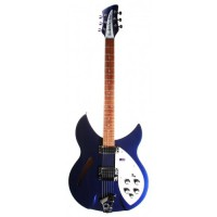 Rickenbacker 330 Thinline Midnight Blue