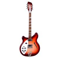 Rickenbacker 360 12 Deluxe Thinline Fireglo LH