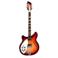 Rickenbacker 360 Deluxe Thinline Fireglo LH Leftha