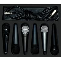 Rockbag 23204 B Bag f    r 4 Mikrofone