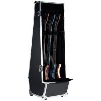 Rockcase 10860 BA Multiple Flight Case  3 xE Bass
