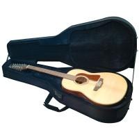 Rockcase 20909 B Premium Acoustic Guitar BLK Soft
