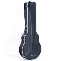Rockcase ABS 10513 BCT SB Premium Acoustic Bass Black Curved