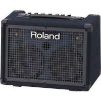 Roland KC 220 Keyboard Stereo Amp Battery 15W