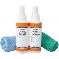 Roland PCK HG Piano Cleaning Kit Hochglanz Finish