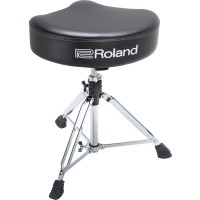 Roland RDT SV Drum Throne Sattelform Vinyl