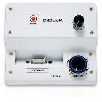SM Pro Audio Di Dock White