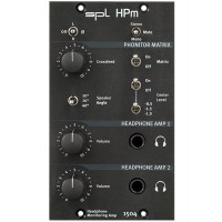 SPL HPm 500 Headphone Monitoring Amplifier
