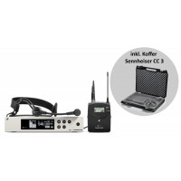 Sennheiser EW 100 ME3 B G4 Headmic Set   CC3 grati