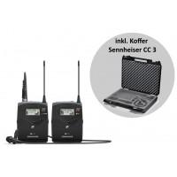Sennheiser EW 112 P B G4 Portable Lav Set   CC3