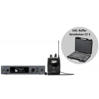 Sennheiser EW IEM A G4 Stereo InEar Set   CC3 Koff