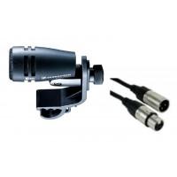Sennheiser E 604   gratis Rock Cable RCM2MXFX 2m