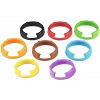 Sennheiser KEN 2 Kennzeichnungs Ringe Set 8 Farben