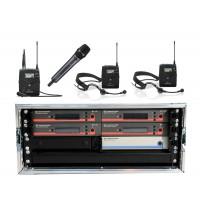 Sennheiser Mehrkanalsystem EW  4 CH 1H 1L 2K