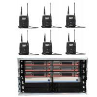 Sennheiser Mehrkanalsystem EW  6 CH 6L