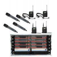 Sennheiser Mehrkanalsystem EW  8 CH 4H 2L 2K