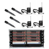 Sennheiser Mehrkanalsystem EW  8 CH 4H 4K