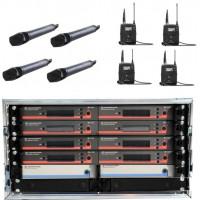 Sennheiser Mehrkanalsystem EW  8 CH 4H 4L