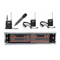 Sennheiser Mehrkanalsystem XSW2 4 CH 1H 1L 2K