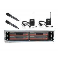 Sennheiser Mehrkanalsystem XSW2 4 CH 2H 2K