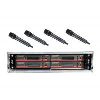 Sennheiser Mehrkanalsystem XSW2 4 CH 4H