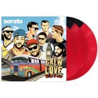 Serato Control Vinyl Crew Love 3x12   Set