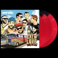 Serato Ersatz Vinyl Crew Love  3x12   set