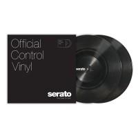 Serato Ersatz Vinyl Performance 10  Black  Paar