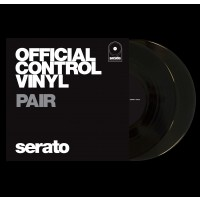 Serato Ersatz Vinyl Performance 7  Single Black