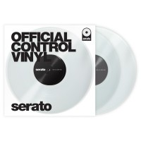 Serato Ersatz Vinyl Performance Clear