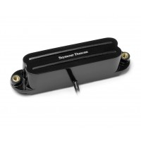 Seymour Duncan Strat Hot Rails Bridge Black